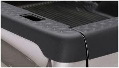 Bushwacker 59501 94-01 Dodge Ram 1500 Fleetside Bed Rail Caps 96.0in Bed - Black