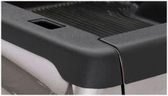 Bushwacker 58503 97-01 Dodge Ram 1500 Fleetside Bed Rail Caps 78.0in Bed - Black