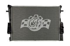 CSF 3642 08-10 Ford F-250 Super Suty 6.4L OEM Plastic Radiator