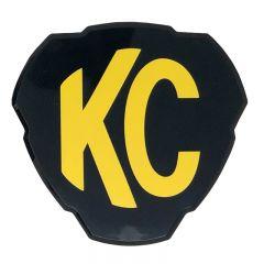 KC HiLiTES 5318 FLEX ERA 3 Light Cover Black (ea)