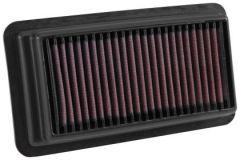 K&N K&N 2016-2017 Honda Civic L4-1.5L F/I Replacement Drop In Air Filter