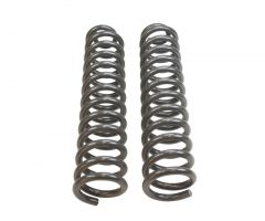 Maxtrac Suspension 753340 MaxTrac 17-19 Ford F-250/350 4WD Dually 4in Front Lift Coils