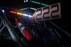 KC HiLiTES 9801 RLB 28in. Multi-Function Rear Facing Chase LED Light Bar